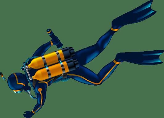 Cours de plongée sous-marine Provence-Alpes-Côte d'Azur
